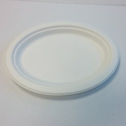 PO26 - Assiette ovale pulpe 260mm
